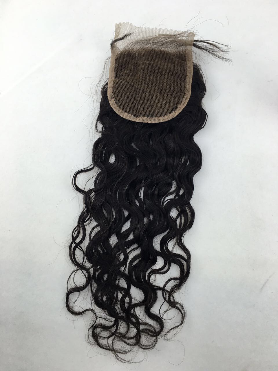 Steam Curly Lace Closure